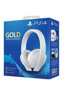 Гарнитура Gold Wireless Headset (White)