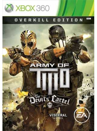 Army of Two: The Devil's Cartel. Overkill Edition [XBOX 360]