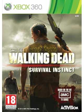 The Walking Dead. Инстинкт выживания [XBOX 360]
