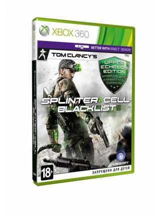 Tom Clancy's Splinter Cell Blacklist: Upper Echelon Edition [XBOX 360]