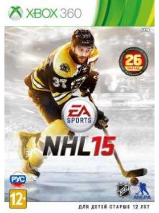 NHL 15 [XBOX 360]