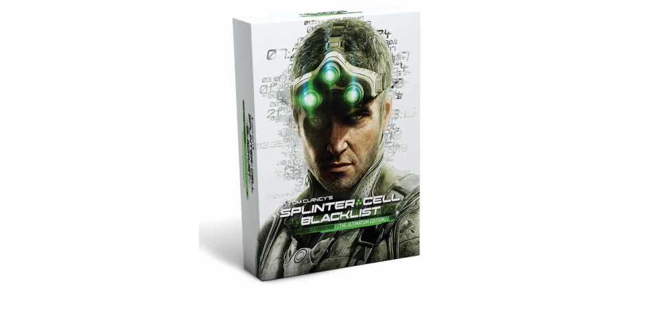Tom Clancy's Splinter Cell Blacklist: Ultimatum Edition [XBOX 360]