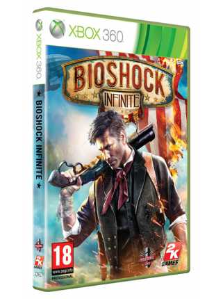 BioShock: Infinite [XBOX 360]
