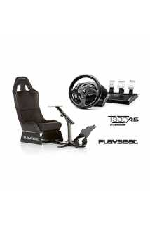 Playseat Evolution Alcantara + Thrustmaster T300 RS GT Edition