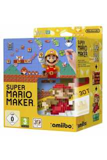 Комплект игра Super Mario Maker Limited Edition Pack [WiiU]