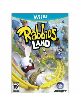 Rabbids Land [WiiU]