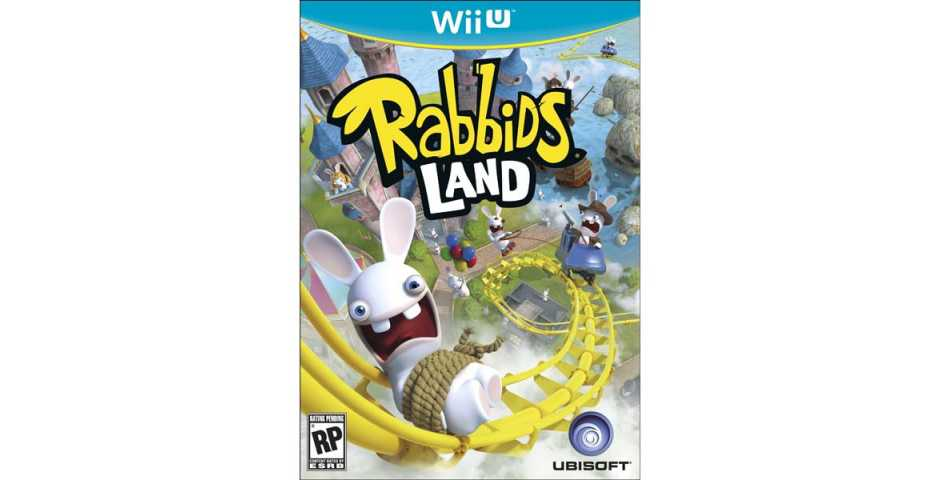 Rabbids Land [WiiU]