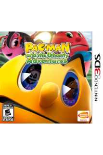 Pac-Man and the Ghostly Adventures [3DS]