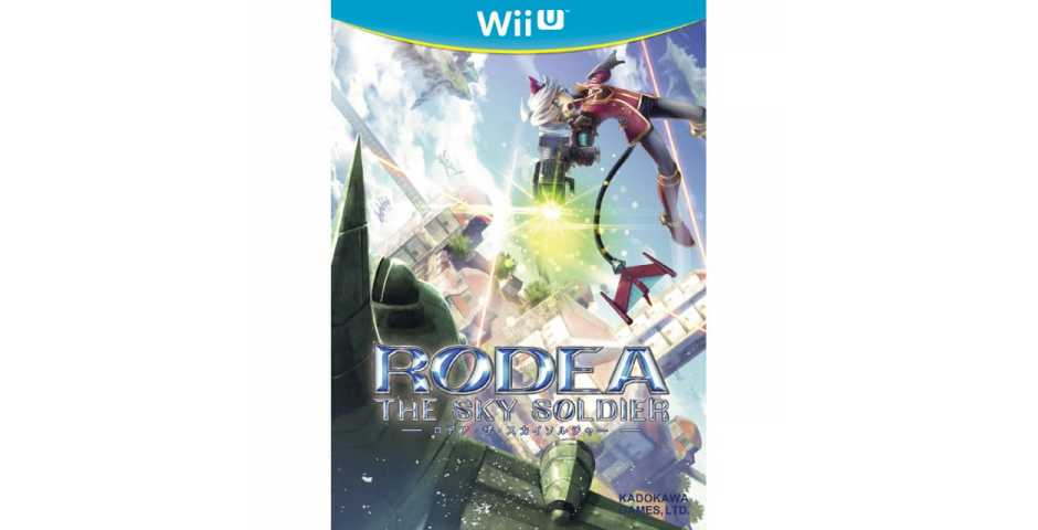 Rodea: The Sky Soldier [WiiU]