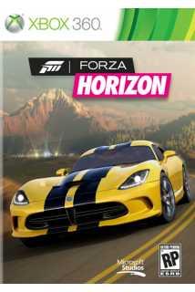 Forza Horizon (код на загрузку) [Xbox 360]