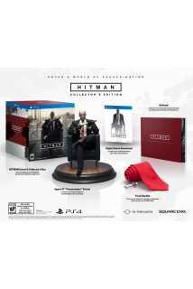 HITMAN. Digital Collector's Edition [PS4]