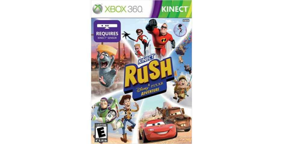 Kinect Rush. A Disney Pixar Adventure (только для Kinect) [Xbox 360]