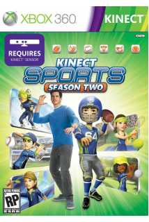 Kinect Sports Season 2 (только для Kinect) [Xbox 360]