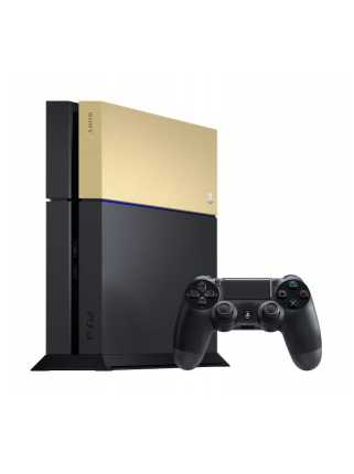 PS 4 Крышка отсека HDD золотая (SLEH-00327)