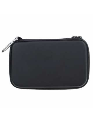 Сумка Hualong Hard Bag Black (Чёрная) для New 3DS (Nintendo 3DS)