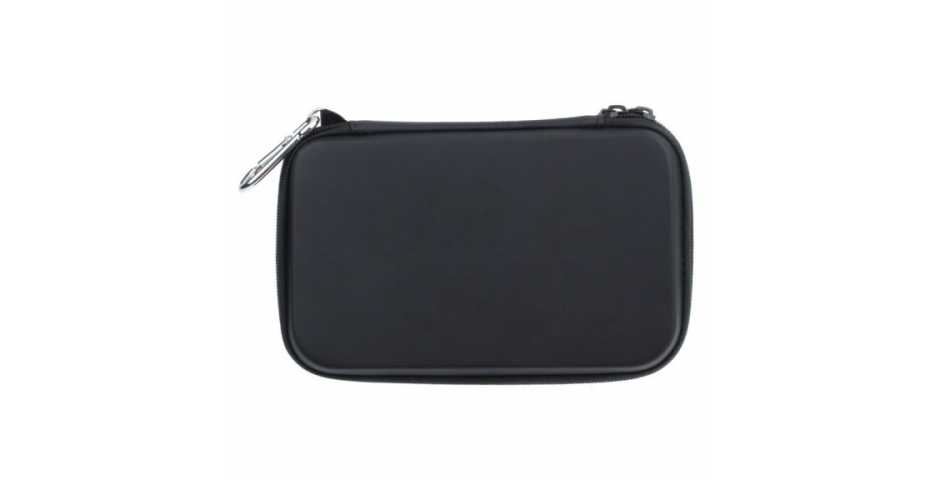 Сумка Hualong Hard Bag Black (Чёрная) для New 3DS XL (Nintendo 3DS)