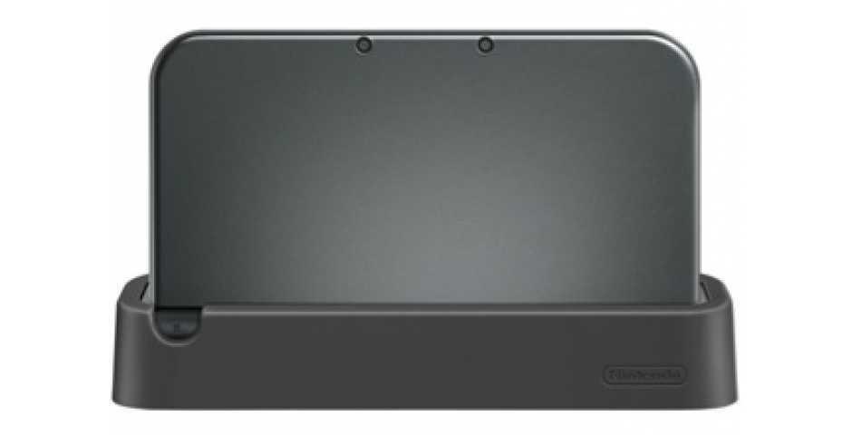 Зарядная станция для Nintendo 3DS и Nintendo New 3DS XL