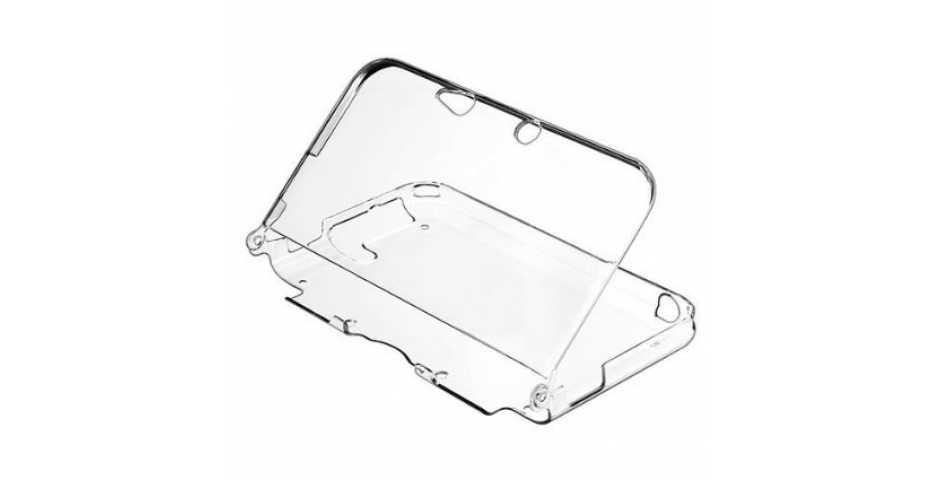 Защитный корпус Crystal Case (Nintendo New 3DS)