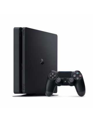 Sony PlayStation 4 Slim (500ГБ), черная