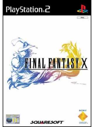 Final Fantasy X [PS2]