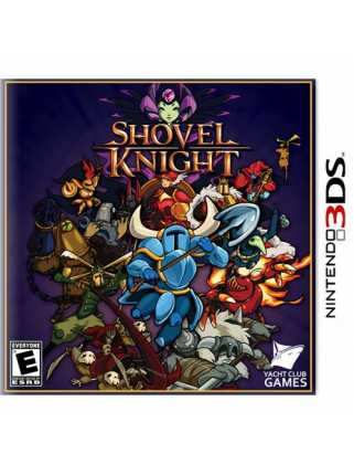 Shovel Knight [3DS]