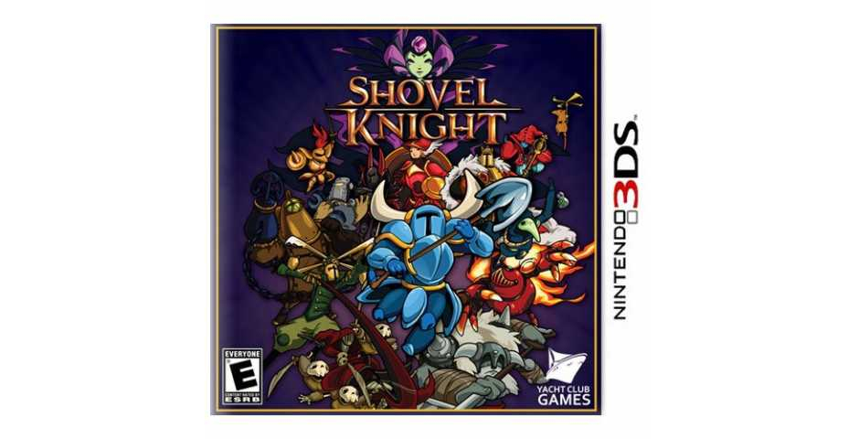 Shovel Knight [3DS]