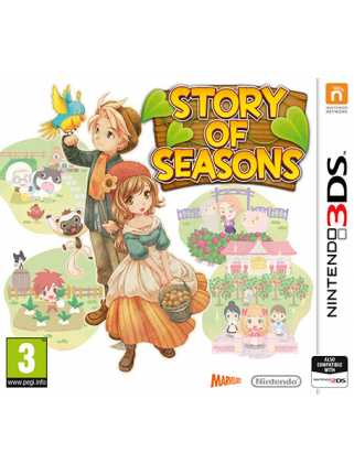 Story of Seasons [3DS]