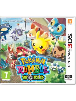 Pokemon Rumble World [3DS]