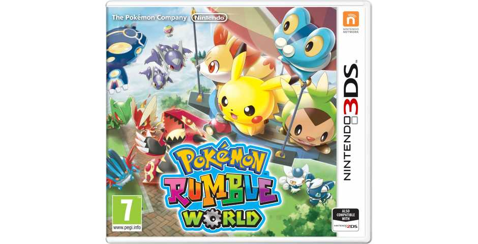 Pokemon Rumble World [3DS]