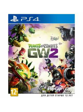 Plants vs Zombies: Garden Warfare 2 [PS4] Trade-in | Б/У