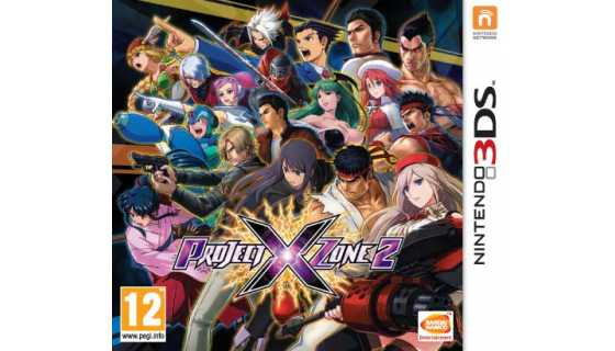 Project X Zone 2 [3DS]