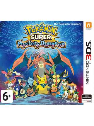 Pokemon Super Mystery Dungeon [3DS]