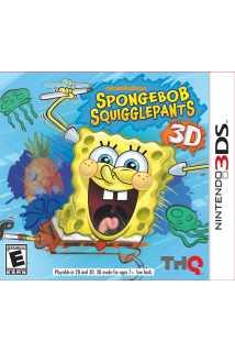 SpongeBob Squigglepants [3DS]