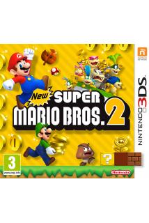 New Super Mario Bros. 2 [3DS]
