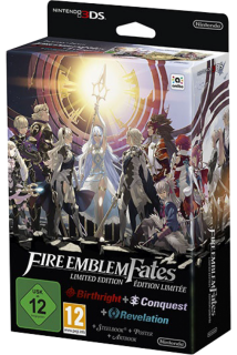 Fire Emblem Fates Limited Edition [3DS]