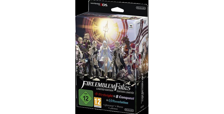Fire Emblem Fates Limited Edition [3DS]