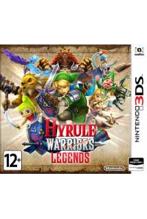 Hyrule Warriors: Legends [3DS]