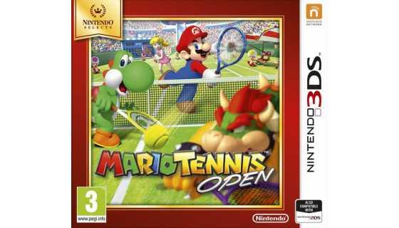 Mario Tennis Open (Nintendo Selects) [3DS]