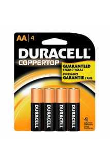 Батарейка Duracell AA 15V 4шт