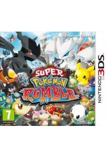 Super Pokemon Rumble [3DS]