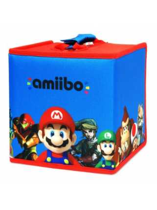 HORI 'amiibo' Чехол для фигурок  (8 Figure Travel Case Mario and Friends)
