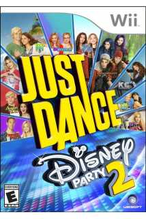 Just Dance. Disney Party 2 [Wii]