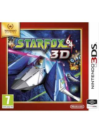 Star Fox 64 3D (Nintendo Selects)  [3DS]
