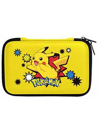 Чехол HORI Pikachu Hard Pouch для Nintendo NEW 3DS XL