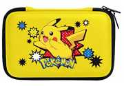 Чехол HORI Pikachu Hard Pouch для Nintendo NEW 3DS XL