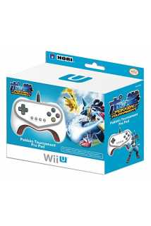 HORI Pokken Tournament Pro Pad Limited Edition геймпад для Nintendo Wii U