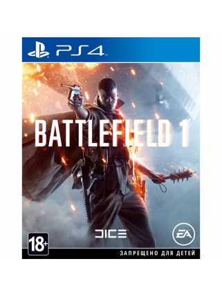 Battlefield 1 [PS4, русская версия] Trade-in   Б/У