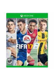 FIFA 17 код на загрузку [Xbox One]