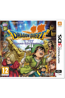 Dragon Quest VII: Fragments of the Forgotten Past [3DS]