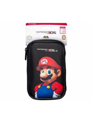Чехол для Nintendo 3DS XL Марио ( черный )
